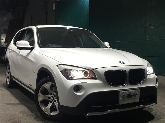 BMW X1 sDrive 18i (検29.5)