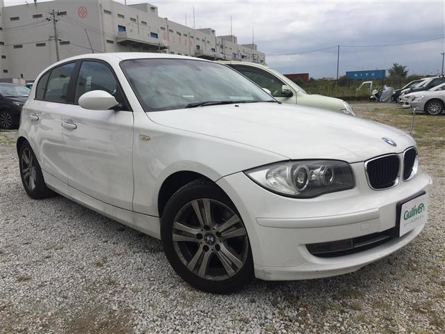 BMW 1シリーズ 120i ワンオーナー 純正HDDナビ (なし)