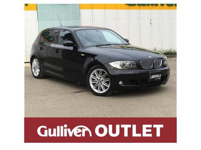 BMW 1シリーズ 1シリーズ Mスポーツパッケージ HDDナビ ...