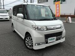 新潟県の中古車ならタント カスタム RS