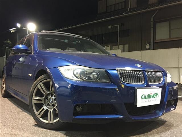 BMW 3シリーズ 320iツーリング MスポーツP 社外HDDナ...