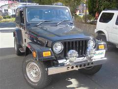 新潟県の中古車ならクライスラージープ ラングラー ジープ・ラングラー サハラ