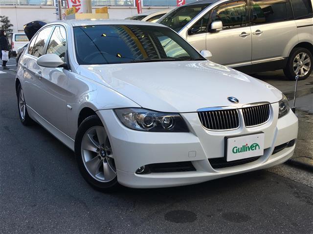 BMW 3シリーズ 323i 純HDDナビETCキセノン パワーS...