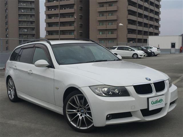 BMW 3シリーズ 3シリーズ ツーリング Mスポーツ (車検整備付)