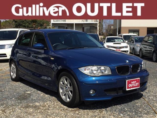 BMW 1シリーズ 1シリーズ ワンオーナー 禁煙車 スマートキー...