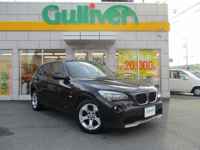 BMW X1 sDrive 18i (検30.9)
