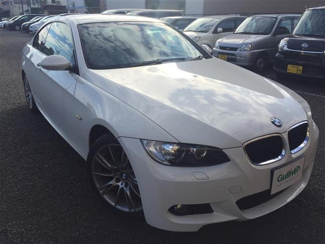 BMW 3シリーズ 3シリーズ クーペ Mスポーツ (車検整備付)