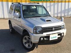 ジムニーXC 4WD MT ターボ CD ABS キーレス 16AW