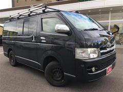 新潟県の中古車ならハイエースバン スーパーGL ロング