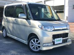 新潟県の中古車ならタント カスタム X