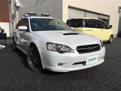 新潟県の中古車ならレガシィツーリングワゴン 2.0GT−II