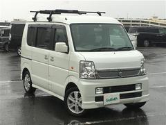 新潟県の中古車ならエブリイワゴン PZターボ スペシャル