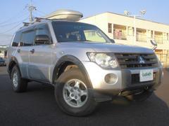 新潟県の中古車ならパジェロ ロング ZR−S ベーシックP