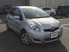 新潟の中古車 トヨタ ヴィッツ 車両価格 39万円 リ済別 平成20年 6.2万K シルバーマイカM