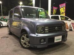 新潟の中古車 日産 キューブキュービック 車両価格 43万円 リ済別 平成16年 7.0万K ソードメタル