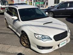 新潟県の中古車ならレガシィツーリングワゴン 2.0GT スペックB ワンオーナー