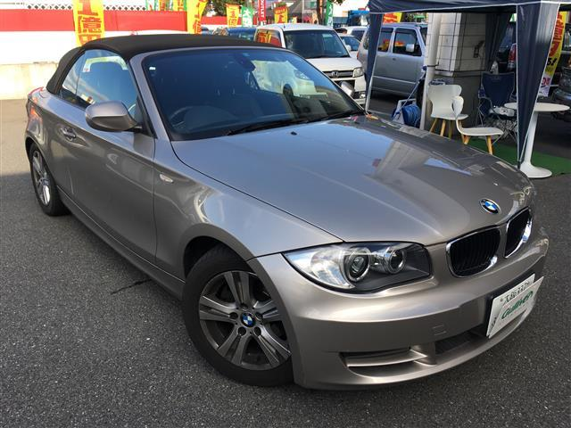 BMW 1シリーズ 1シリーズ カブリオレ レザーシート (検29...