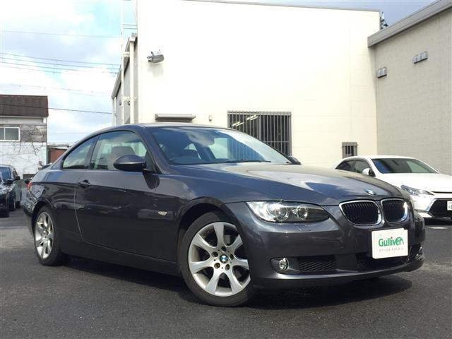 BMW 3シリーズ 3シリーズ クーペ 本革シート 純正ナビ (車...