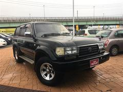 新潟県の中古車ならランドクルーザー80 VX