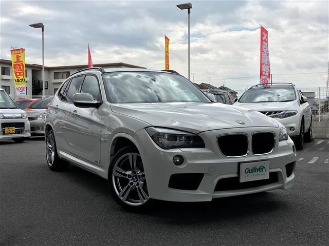 BMW X1 社外HDD ナビバックカメラ スマートキーDVD C...