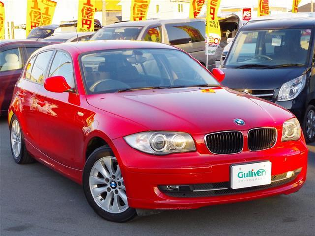 BMW 1シリーズ 116i HDDナビ フルセグTV (なし)