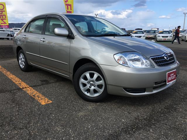 Photo of TOYOTA COROLLA G LIMITED NAVI SPECIAL / used TOYOTA