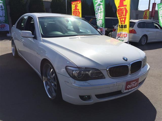 BMW 7シリーズ 7シリーズ 本皮シート サンルーフ (検29.9)