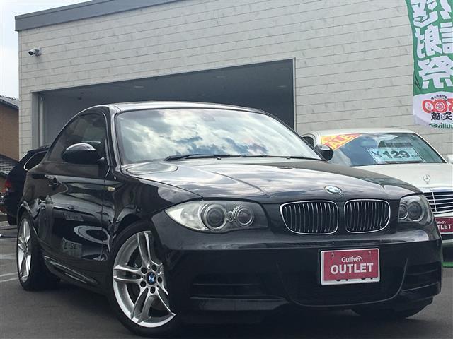 BMW 1シリーズ 1シリーズ クーペ ナビ サンルーフ ターボ ...