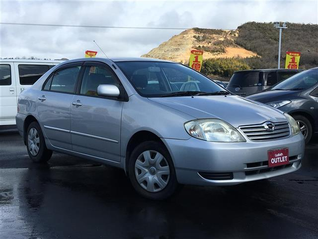 Photo of TOYOTA COROLLA X L PACKAGE / used TOYOTA