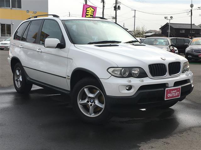 BMW X5 3.0i (なし)
