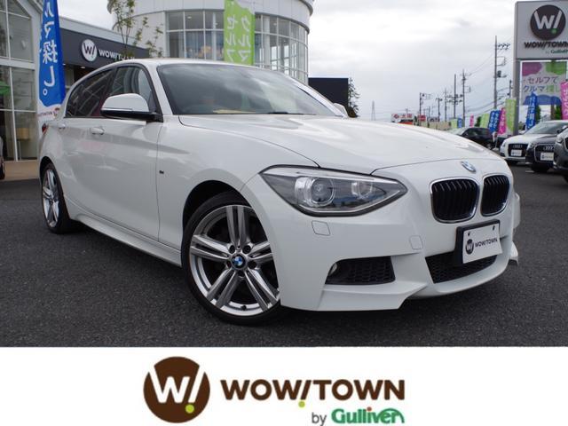 BMW 1シリーズ 116i Mスポーツ ナビTV Bカメラ ドラ...