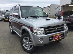 パジェロミニエクシード 4WD ワンオーナー キーレス CDオーディオ
