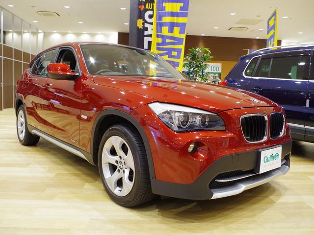 BMW X1 2.0 社外メモリーナビ ETC HID Rカメラ ...