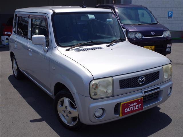 マツダ ターボ 4WD CDオーディオ