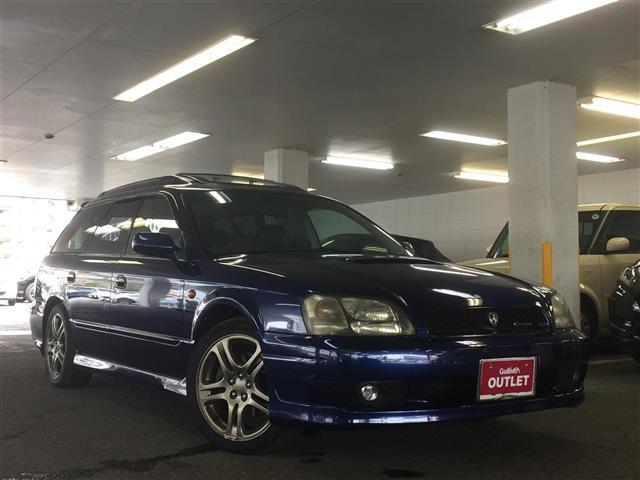 スバル レガシィツーリングワゴン GT−B E−tune (なし)