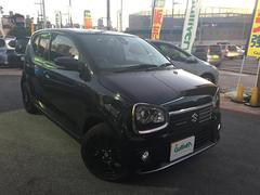 沖縄の中古車 スズキ アルトワークス 車両価格 152.5万円 リ済別 平成27年 0.8万K ブルーイッシュブラックパール3