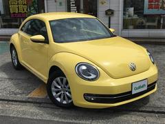 VW ザ・ビートルデザイン ワンオーナー キーレス ディスチャージ