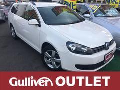 VW ゴルフヴァリアントTSI トレンドライン BMテクノ