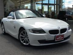 BMW Z4ロードスター 2.5i HDDナビフルセグ レザーシート