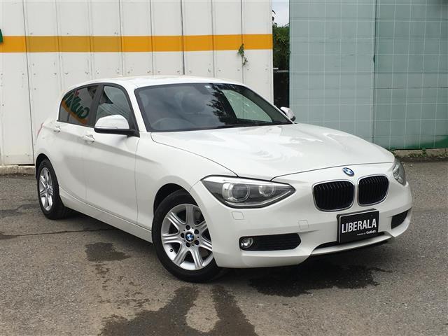 BMW 1シリーズ 1シリーズ ワンオーナー HDDナビ スマート...