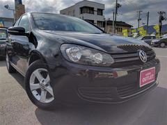 VW ゴルフTSI トレンドライン ワンオーナー 純正HDDナビ ETC