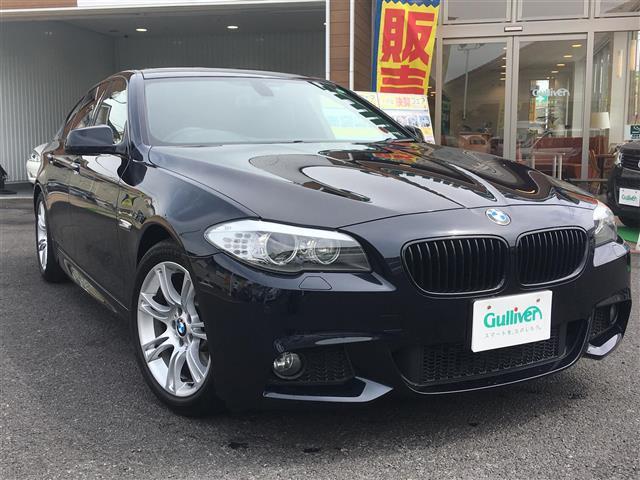 BMW 5シリーズ 5シリーズ Mスポーツ 本革シート サンルーフ...