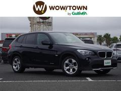 BMW X1xDrive20i 4WD ミラーETC HID スマキー