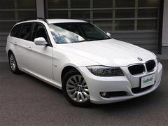 BMW320i ツーリング 純正HDDナビ ETC