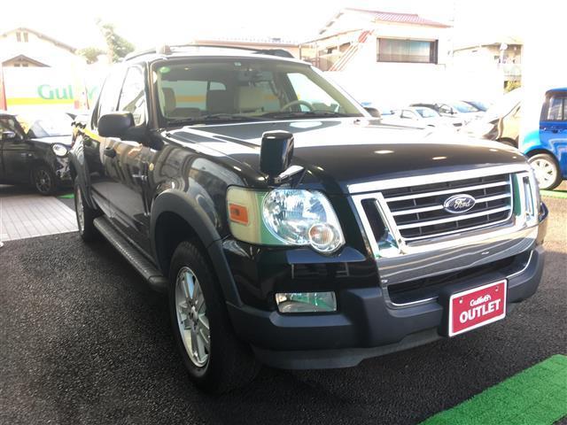 フォード スポーツトラック XLT