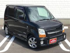 ワゴンRFX−S LTD 4WD ベンチシート キーレス CD MD