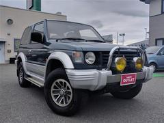 パジェロパリダカ優勝記念車 ディーゼル マニュアル 4WD