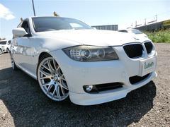 BMW3シリーズ 19インチアルミホイール HDDナビ HID