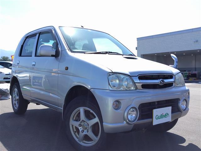 ダイハツ テリオスキッド L ターボ 4WD CDオーディオ (検...