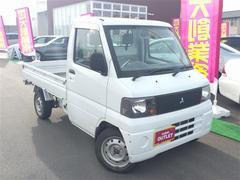 ミニキャブトラックVタイプ 4WD 純正ラジオ 純正マット
